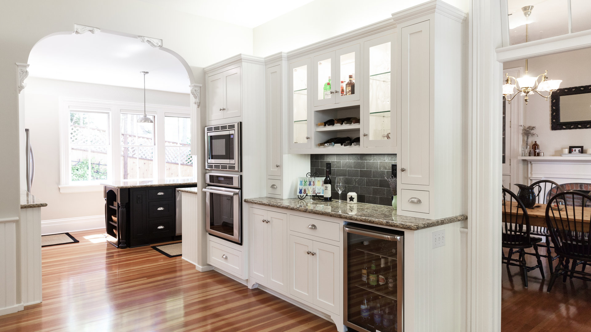 Park Avenue kitchen remodel