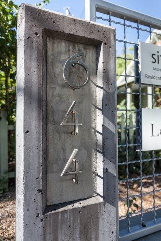siteline architecture sign