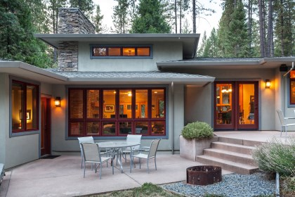 custom home on willow valley road nevada city